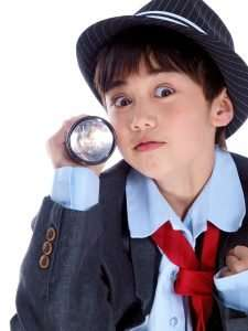 Kids mystery parties