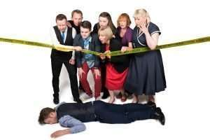 Murder mystery corporate events