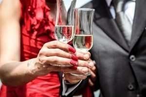 Murder And Sparkling Wine
