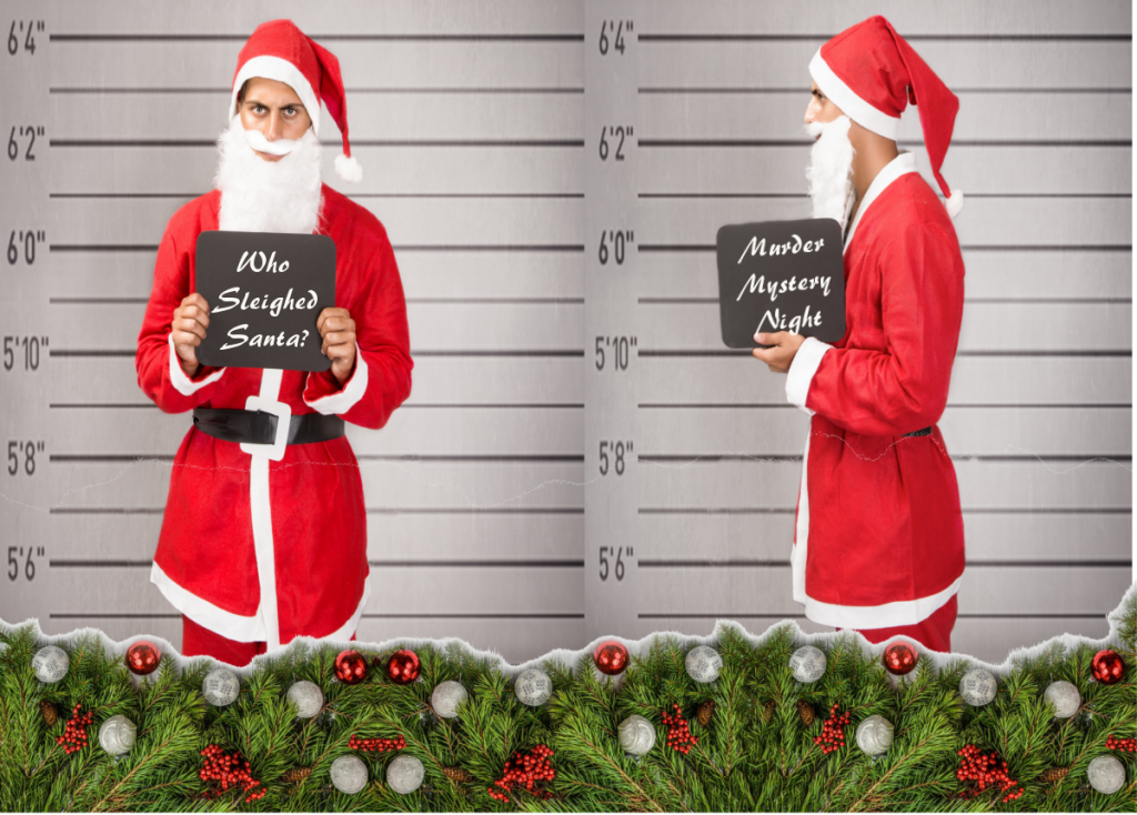 Christmas murder mystery nights in the North East