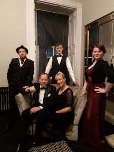 Our murder mystery weekend in County Durham