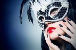 Murder at the masked ball - murder mystery night