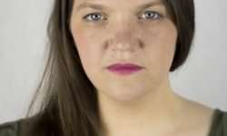 Sadie Stewart - one of our murder mystery actors