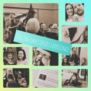 Manic Mum Days joined us for one of our North East murder mystery events
