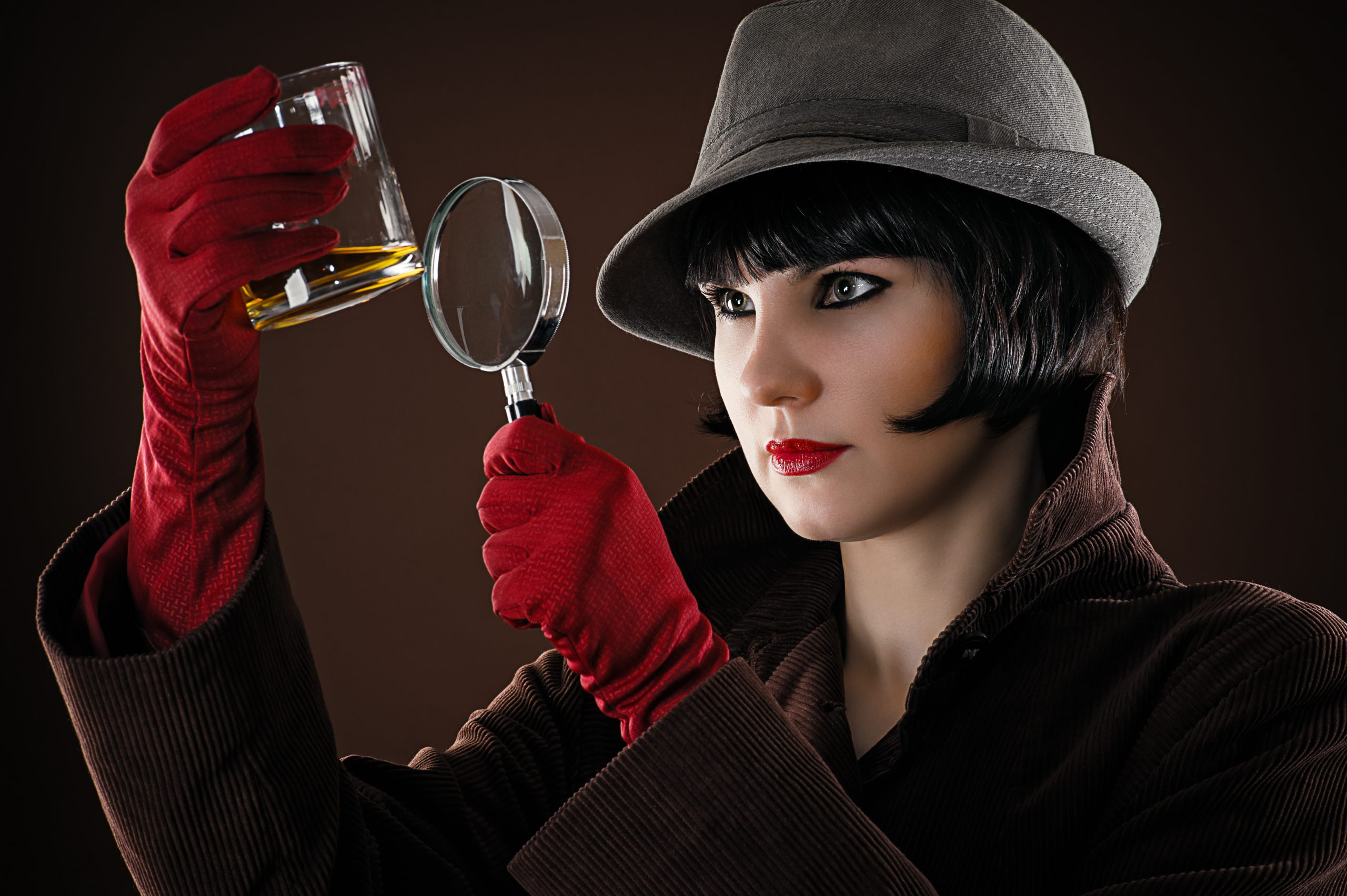 The real life female detectives of the golden age of crime