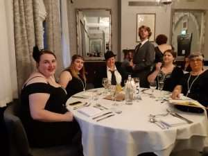 Murder mystery nights at Hotel Indigo Durham