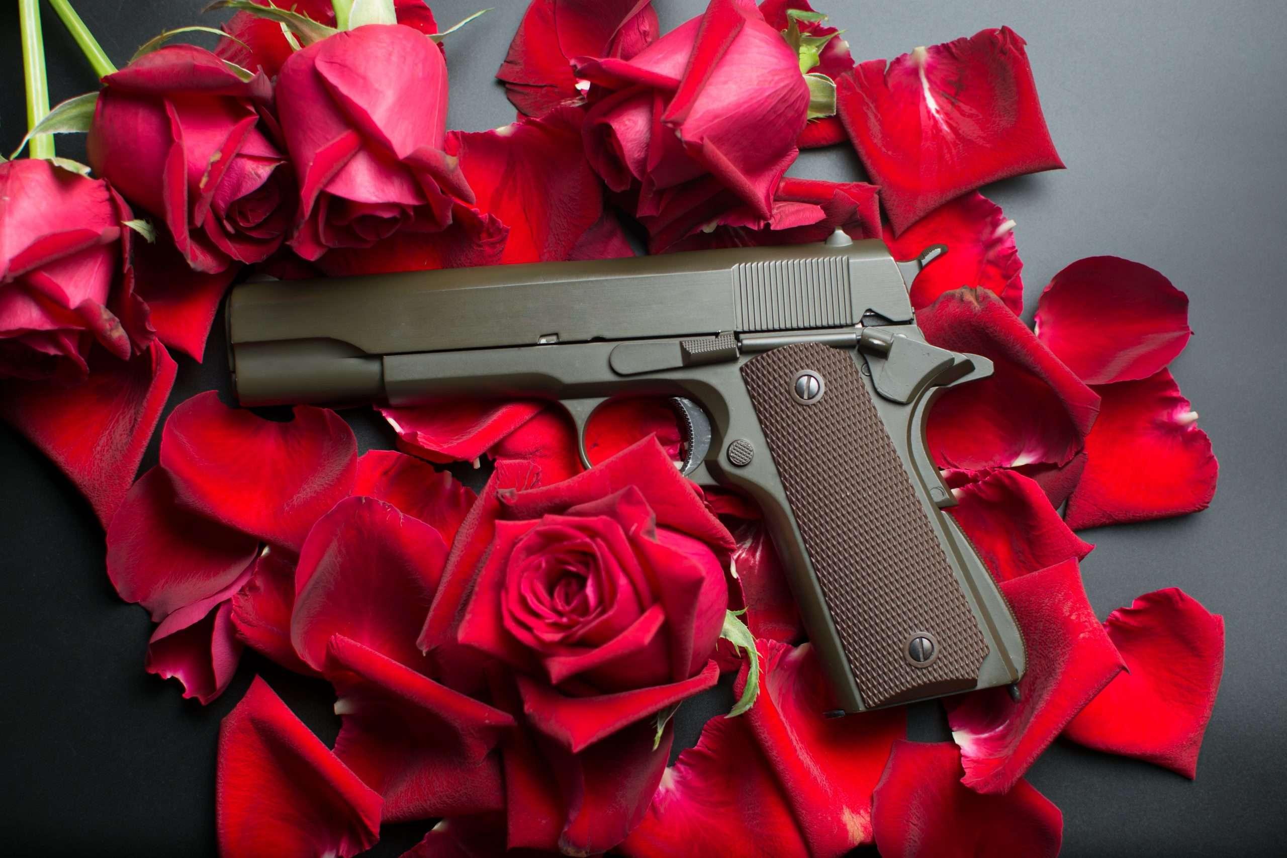 Valentine murder mystery