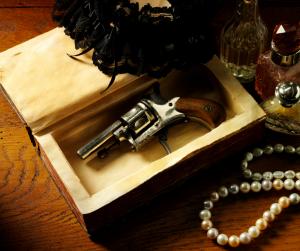 A date night murder mystery