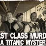 A First Class Murder - a virtual murder mystery weekend