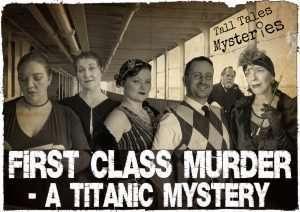 A First Class Murder - a virtual murder mystery weekend