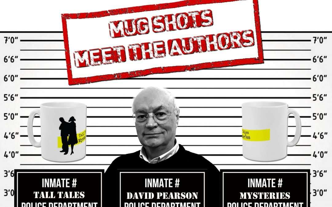 Meet prolific crime writer David Pearson