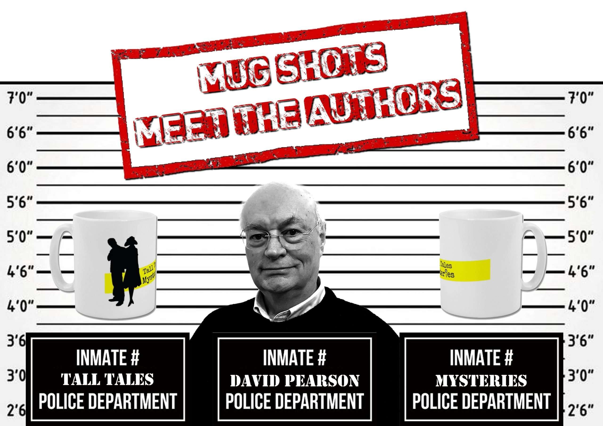 Meet crime writer David Pearson