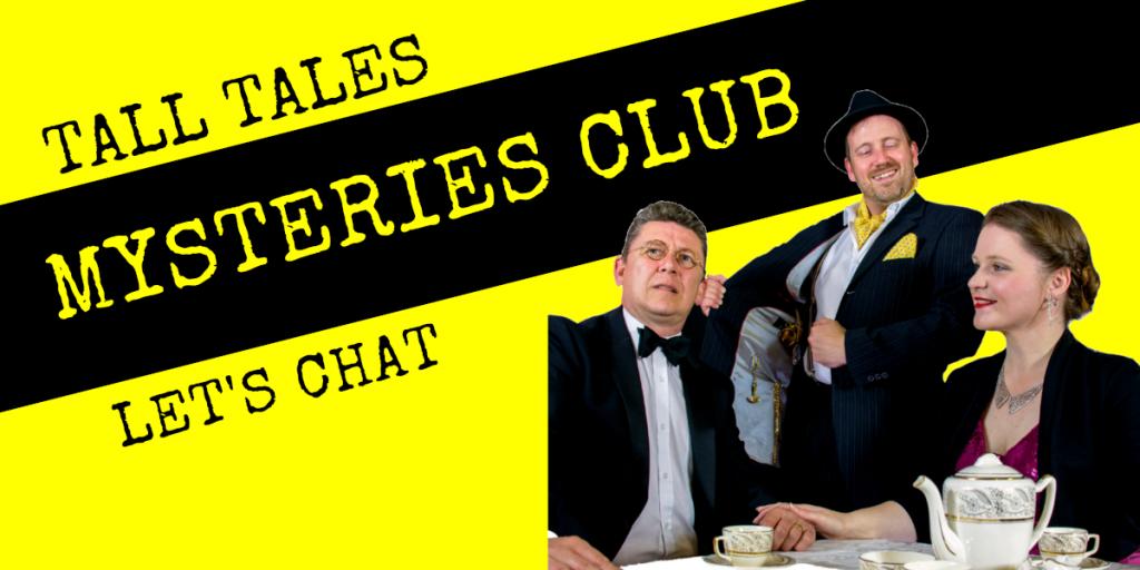Tall Tales Mysteries Club