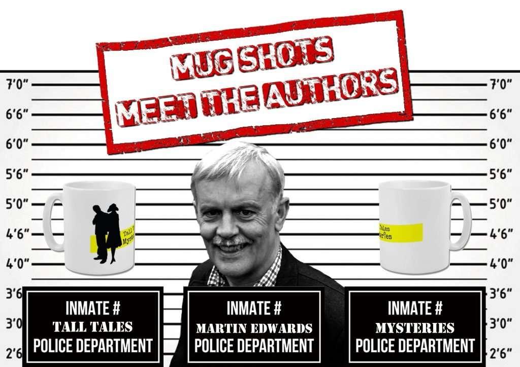 Crime writer Martin Edwards