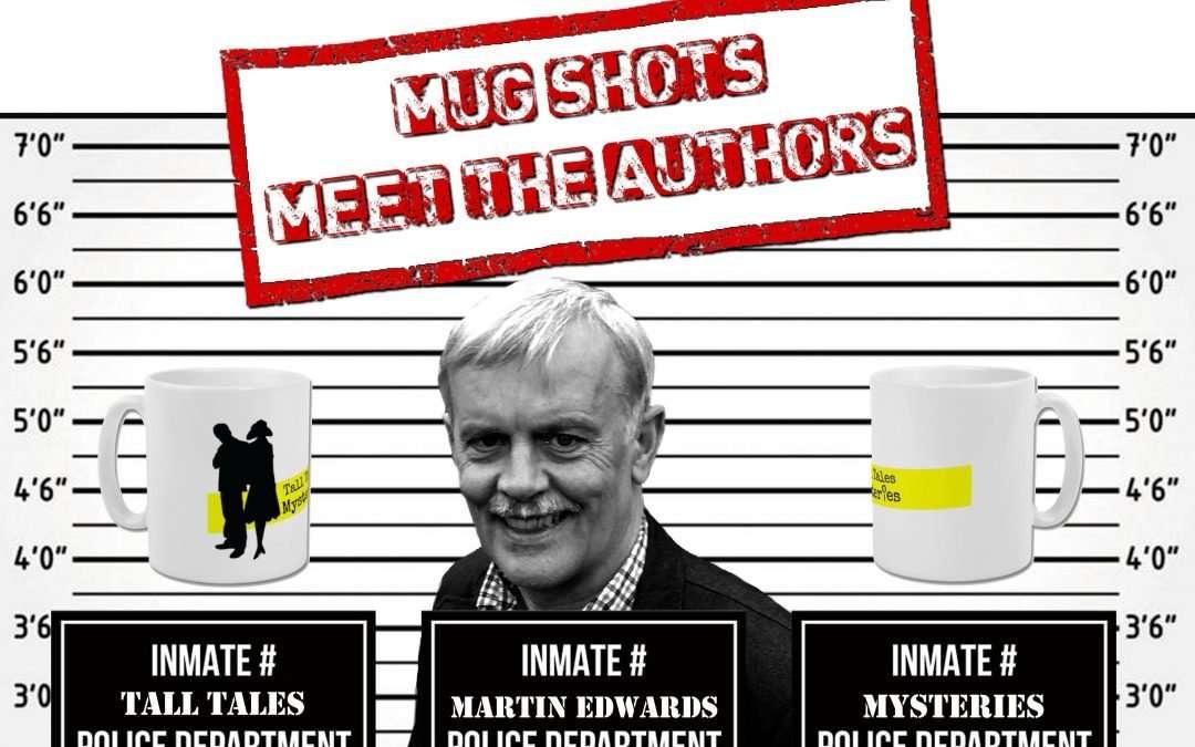 Meet award-winning crime writer Martin Edwards
