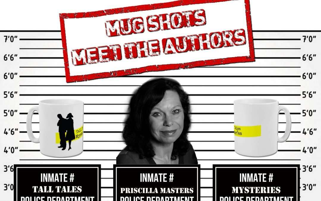 Crime novelist Priscilla Masters talks about being naughty in lockdown