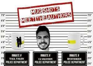 Crime writer C J Grayson