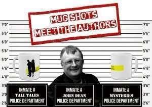 Crime writer John Dean