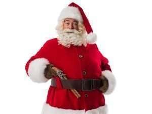 Who Sleighed Santa