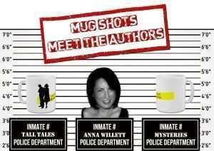 Crime writer Anna Willett