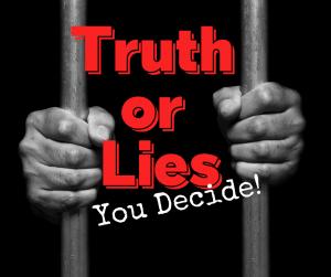 Truth Or Lies - virtual jury game
