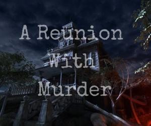 Online Halloween murder mystery